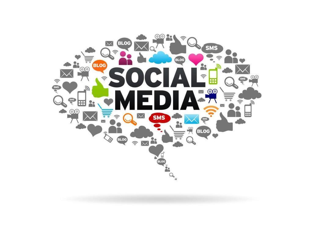 Un'immagine sul social media marketing