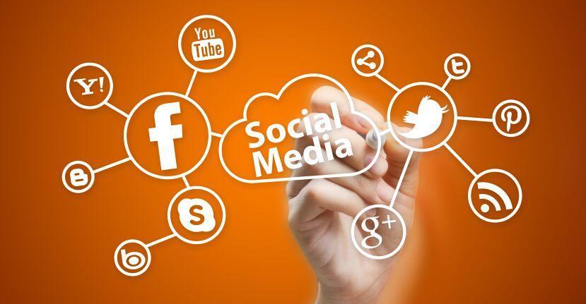 social media marketing webshop