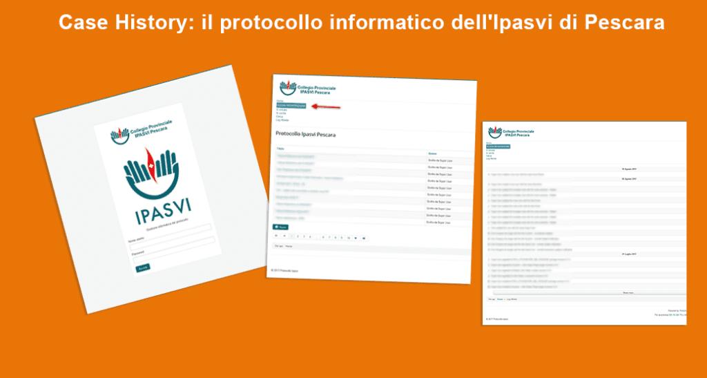protocollo informatico dell'Ipasvi di Pescara