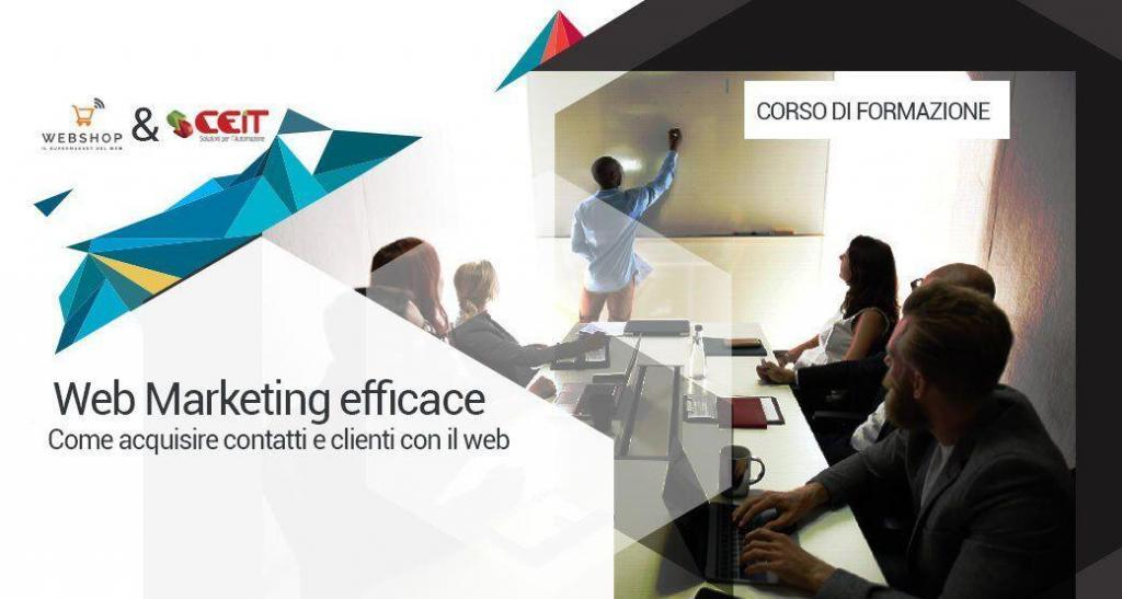 Corso Web marketing Pescara e Chieti